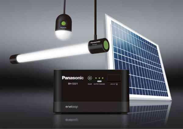 Panasonic_eneloop_solar_storage