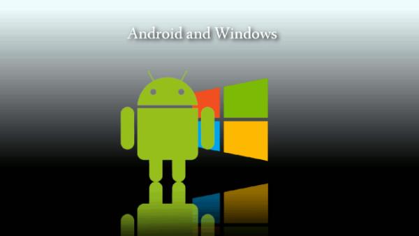 AndroidAndWindows